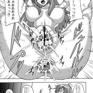 【エロ漫画】生意気JDと真夏のビーチでクルージング!エンジントラブルで揉めて船上でお仕置き輪姦してやった!