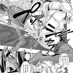 【NTRエロ漫画】彼氏に騙され輪姦レイプされる堅物で有名な女教師wwwデカ乳揺らして輪姦中出しされすぎて雌に目覚めるwww