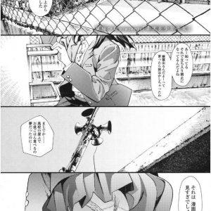 【エロ漫画】幽霊になった男子生徒にHをさせてあげるJK。幽霊男子のことが本気で好きなJKは恥ずかしがりながらいちゃラブセックスします。【夏梅つな/非実在少年少女】