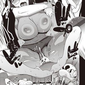 【エロ漫画】女性専用マンションに女装させた男の娘を連れ込み逆レイプしてヤりまくる爆乳痴女医【むねしろ/又湯流荘3】